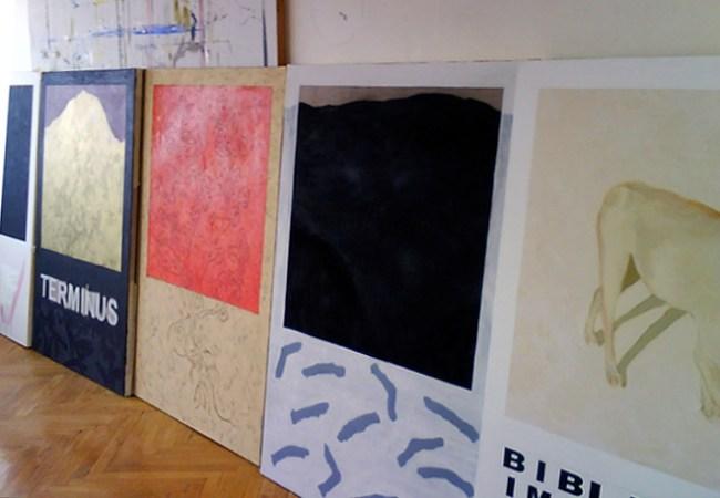 Gabriel Truan estudio Gijón 2012