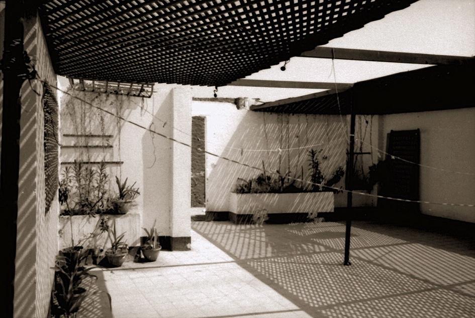 Gabriel Truan el viaje de un 30x20 cm terraza Egipto 1992