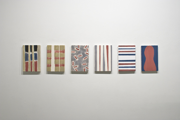 Gabriel Truan st acrilico sobre tela (6x) 30 x 20 cm 2012