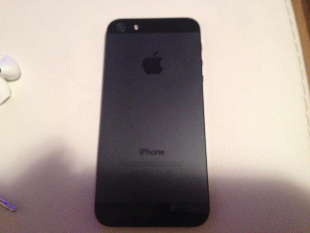 iPhone 5 spate