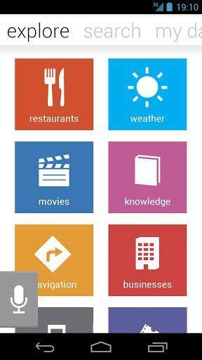 Maluuba Alternativa ta la Siri (Android)