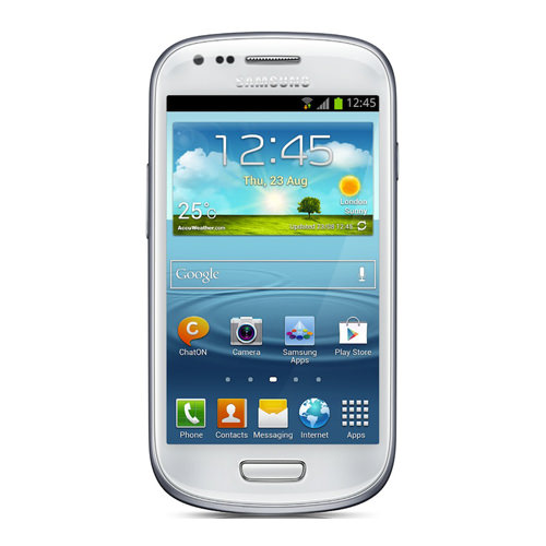 Samsung Galaxy S3 Mini alb