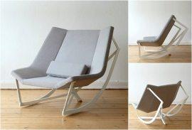 Concept de scaun pentru două persoane 2