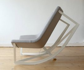 Concept de scaun pentru două persoane 5