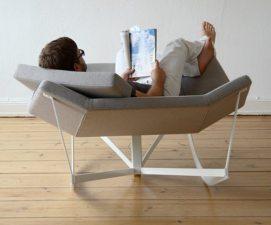 Concept de scaun pentru două persoane 8