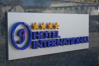 Hotel Internaţional Băile Felix Exterior-6