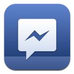 Facebook Messenger iOS icon