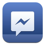 Facebook Messenger iOS icon
