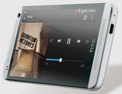 HTC One BoomSound