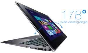 Laptop tableta