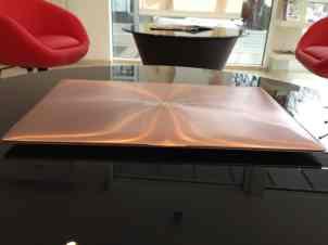 Asus ZenBook Rose Gold 3