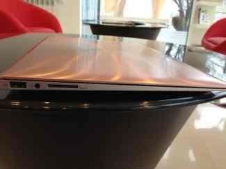 Asus ZenBook Rose Gold 8