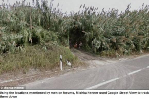 Prostituate 1 Google Street View