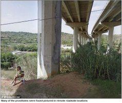 Prostituate 3 Google Street View
