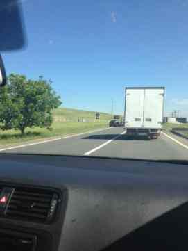 Accident pe drumul dintre Tecuci și Bârlad 1