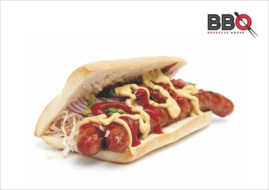BBQ House sandwich carnaciori