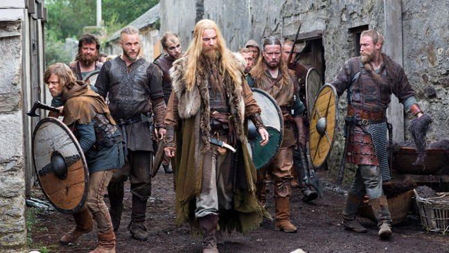 Vikings, un serial care îmi place