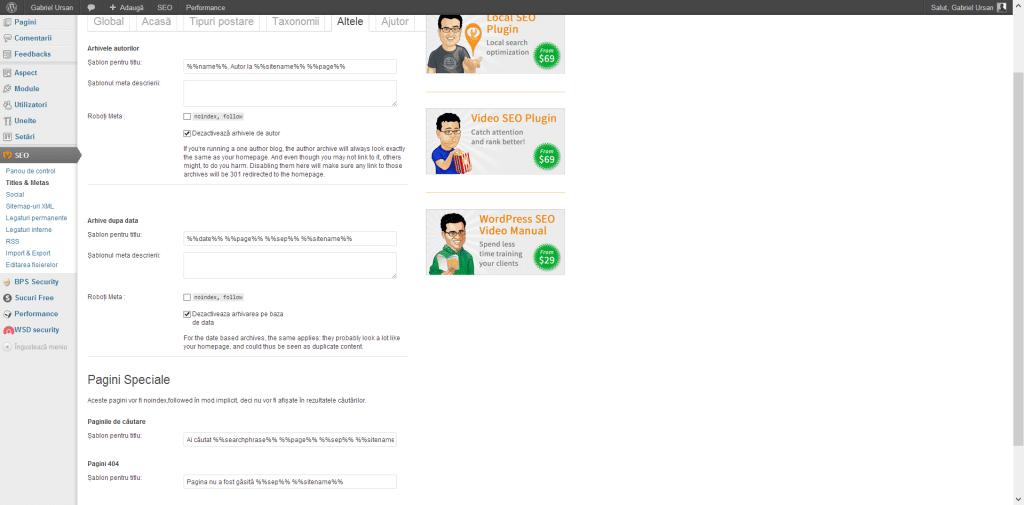 Cel mai bun plugin WordPress SEO 6