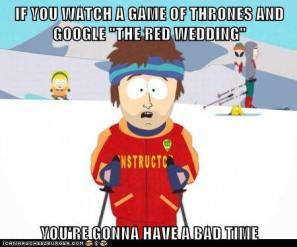 Game of Thrones episodul 9 sezonul 3 - Amuzant 13