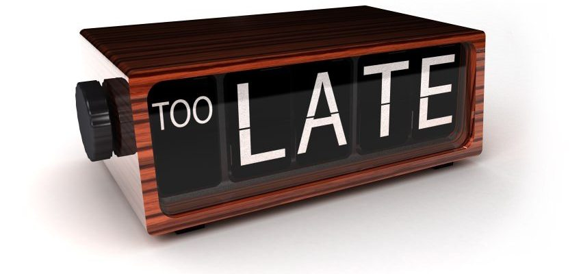 Ziua întârzierilor