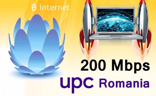 UPC 200 Mbps
