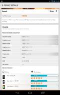 Nexus 7 2013 in 3D Mark test total