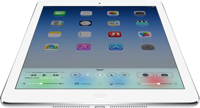 iPad Air poza 6