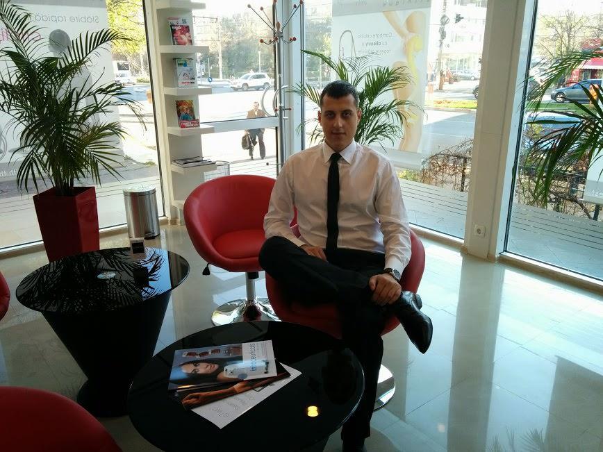Gabriel Ursan Profil
