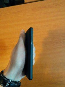 Nexus 5 lateral stanga