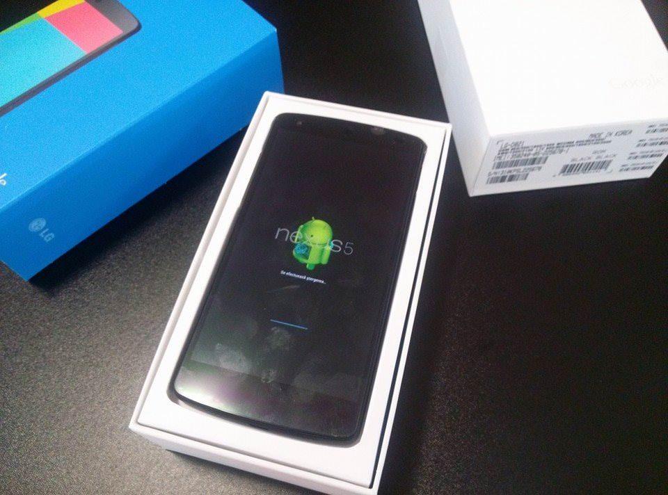 Nexus 5 poza 2