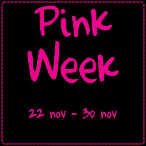 miniPRIX Pink Week