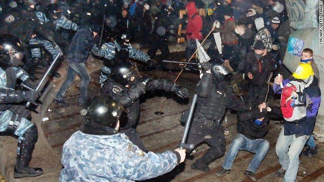 Crime in Ucraina