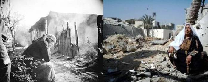 Germania 1940 vs Israel 2014 27