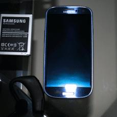Samsung Galaxy S3 poza 1
