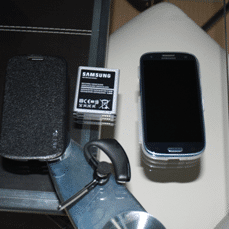 Samsung Galaxy S3 poza 4