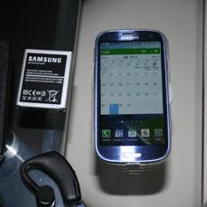 Samsung Galaxy S3 poza 6
