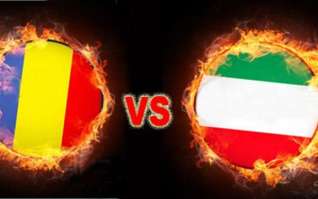 Romania vs Ungaria