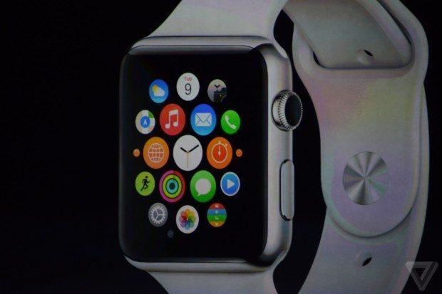 Apple Watch poza 4