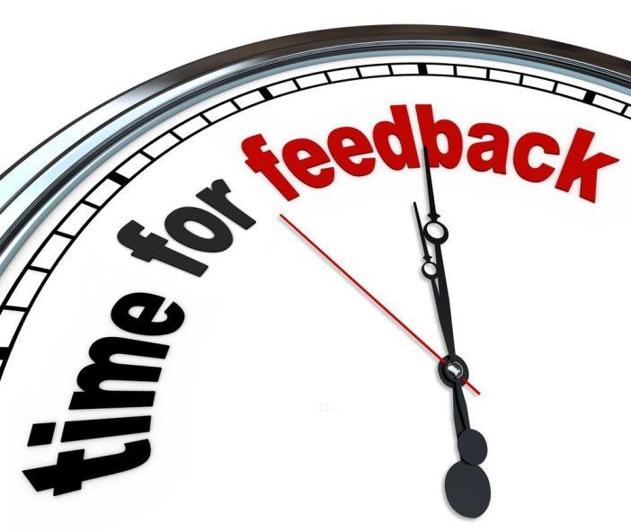 Cand si cum iti place sa oferi feedback unei companii