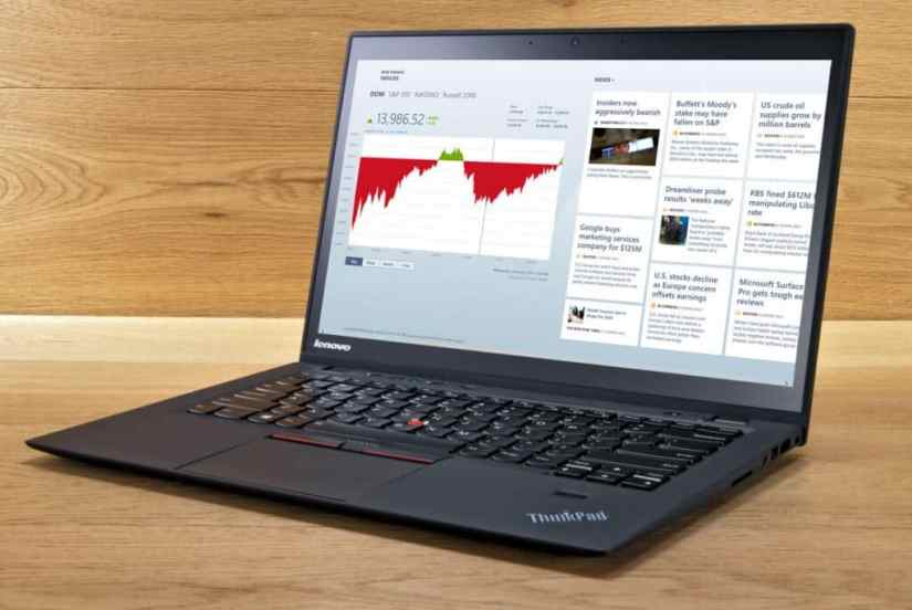 Lenovo ThinkPad X1 poza 5