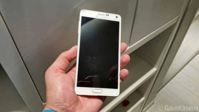 Samsung Galaxy Note 4 poza 3