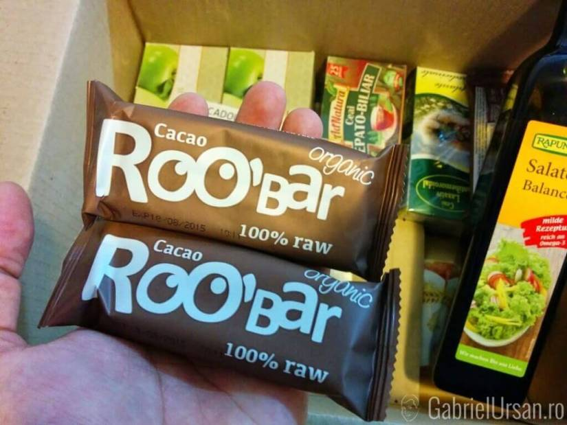 Batoane Raw Vegan