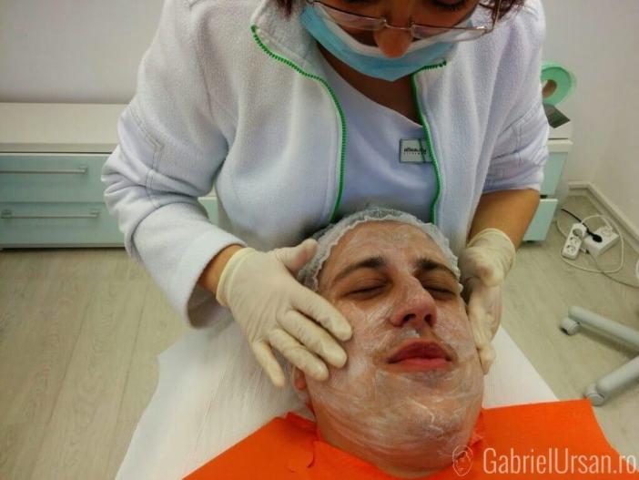 Tratament facial Thalgo la aBeauty clinique 10