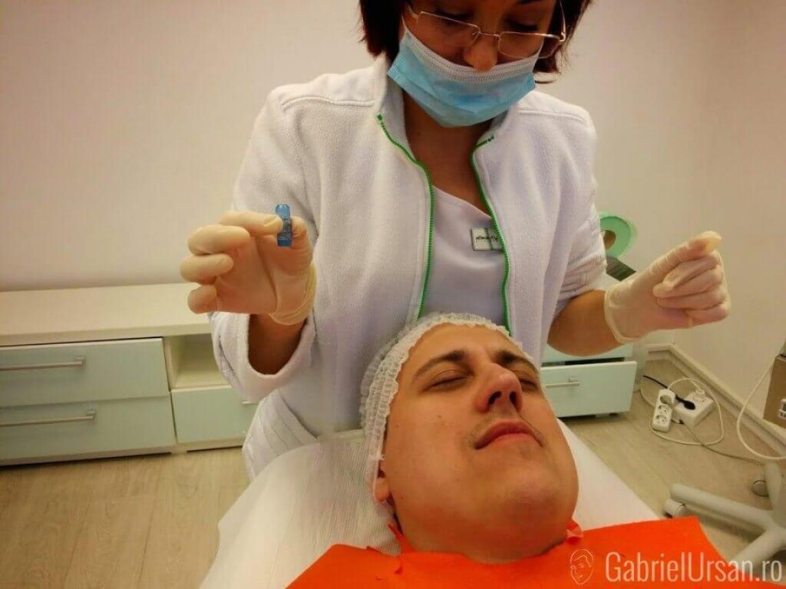 Tratament facial Thalgo la aBeauty clinique 13