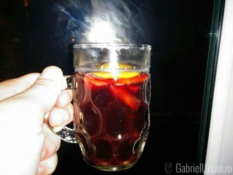 6. Se bea cald