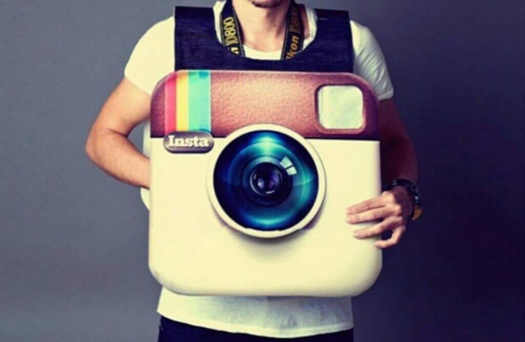 Instagram poza