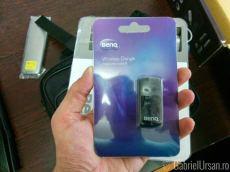 Poza 3 Videoproiector portabil BenQ GP30