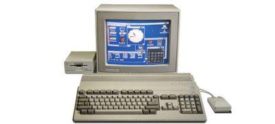 The Commodore Amiga