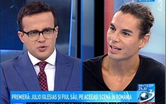 Julio Iglesias Mihai Gadea