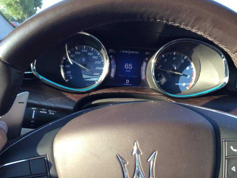 Maserati Quattroporti